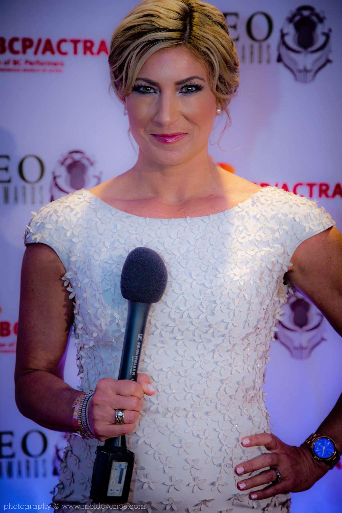 Stephanie Florian- Leo Awards - Event Photography by Paul Moldovanos © moldovanos.com